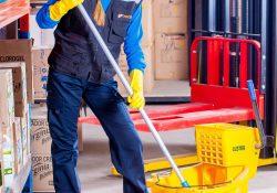 Erhvervsrengøring - professionel rengøring af erhvervslokaler i Rødovre
